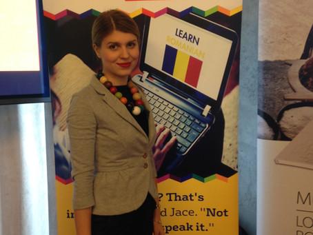 More than Teachers at IH: Iulia, Romanian & English Trainer