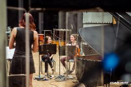 Wanderlust Orchestra en studio