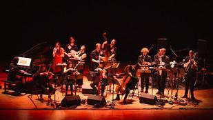 Wanderlust orchestra au Centre des Bords de Marne (2019)