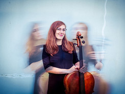 Juliette Serrad / violoncelle