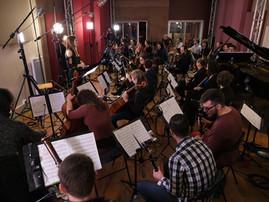Wanderlust Orchestra au studio Sextan