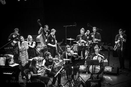 Wanderlust orchestra à Jazzitudes
