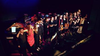 Wanderlust orchestra au Théâtre d'Etampes