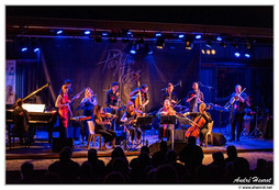 Wanderlust orchestra à Parfum de Jazz