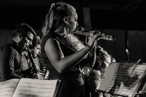 Wanderlust orchestra au festival Comme Ca Vous Chante 2017