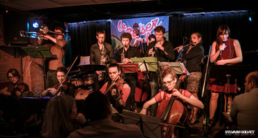 Wanderlust Orchestra au Baiser Salé