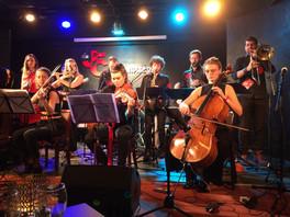 Wanderlust orchestra au Petit Journal Montparnasse