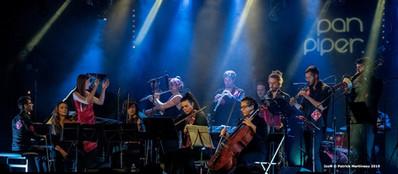 Wanderlust orchestra au Pan Piper