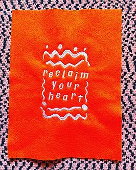 Reclaim Your Heart (orange)