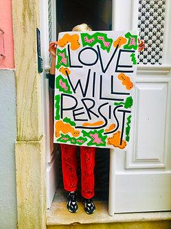 Love will persist (sale)