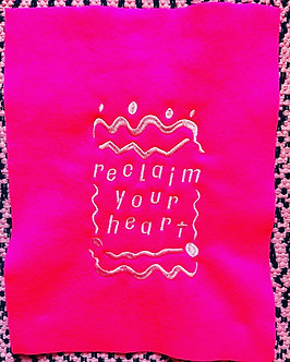 Reclaim Your Heart (pink)