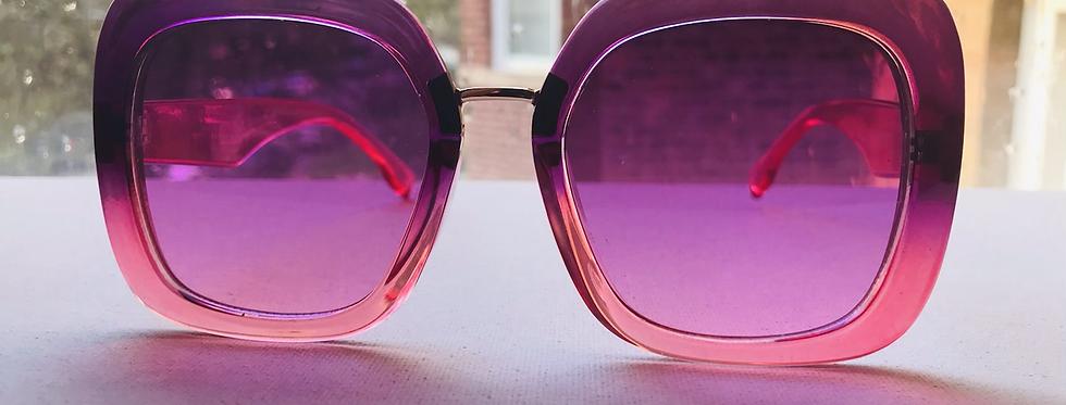 Grape Strawberry  Sunglasses