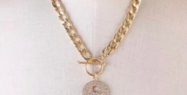 I Got The Key Necklace