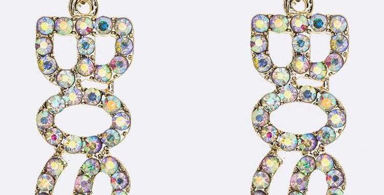 Cute and Bossy Earrings