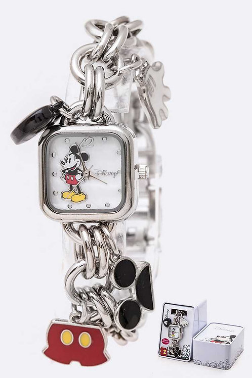 Mickey Mouse Charmed Watch