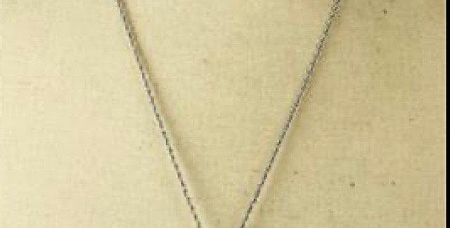 Studded Boss Necklace