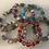 Thumbnail: Beaded Jewel Bracelet