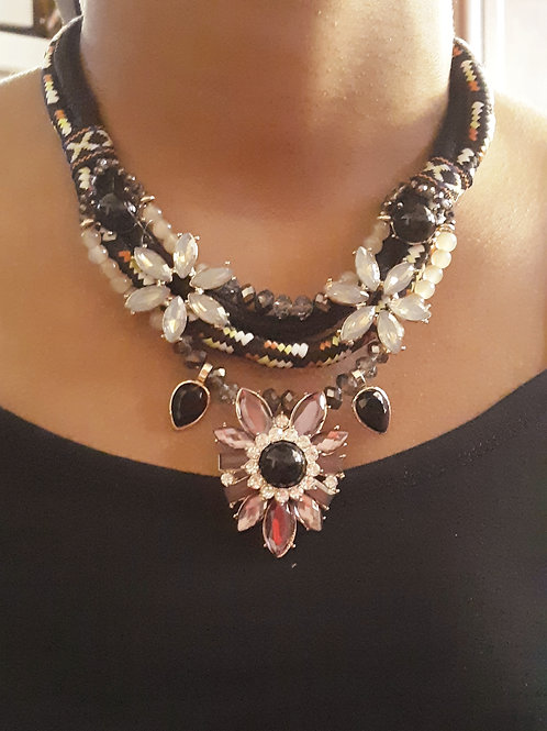 Bohemian Look Necklace