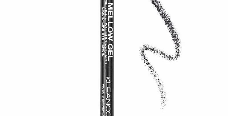 Water Proof Gel Eminence Black Eye Liner