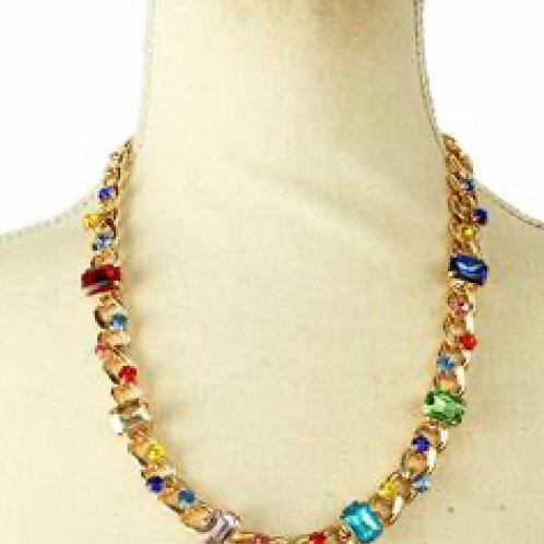 Full of Colors Necklace