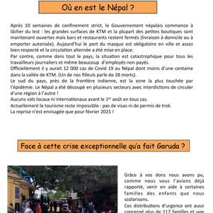 Où en est le Népal?