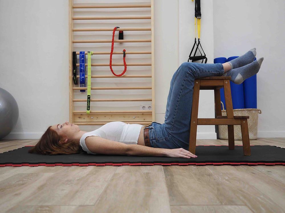 fisioterapia javea, movimiento psoas, estiramiento, fisioterapeuta javea, physical therapy javea