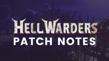 Major Patch 0.5 Hell has arrived