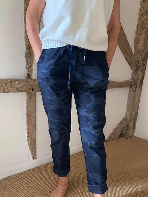 Camouflage Magic Pants