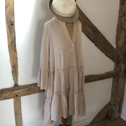 Short prairie dress