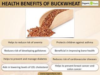 10 Top Benefits Of Buckwheat