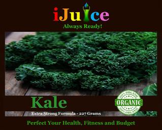 Ten Health & Nutritional Benefits of iJuice Kale