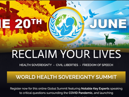 RECLAIM YOUR LIVES!