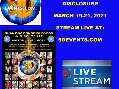 Quantum Consciousness in Disclosure