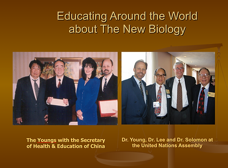 Dr. Young in c. China 2000