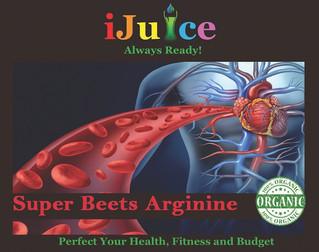 iJuice Super Beets Arginine