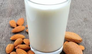 Fresh Silky Almond Juice