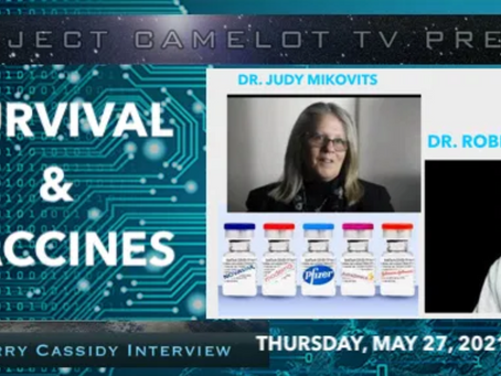 DR. JUDY MIKOVITS & DR. ROBERT O. YOUNG ON SURVIVING THE PLAGUE OF CORRUPTION