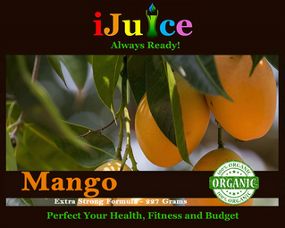 iJuice Mango Health Benefits & Nutritional Breakdown