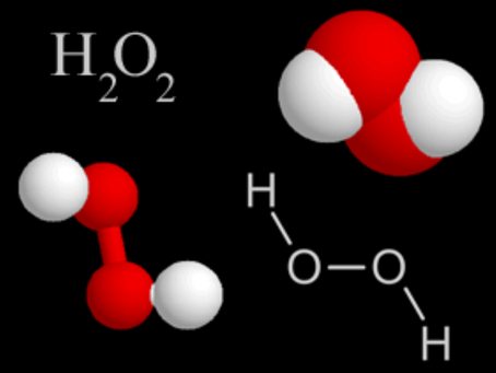 Hydrogen Peroxide - Good or Bad for Protection Against COVID2 &19?