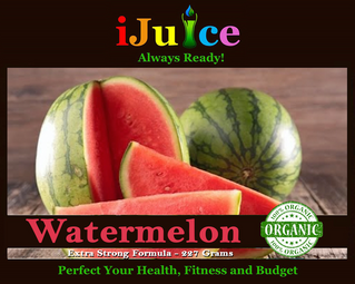 iJuice Watermelon Health Benefits & Recipes for a Beautiful Healthy Body!
