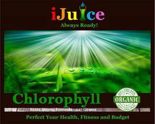 The Health & Fitness Benefits of Organic iJuice Chlorophyll from Spinach