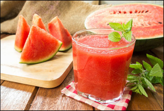 Wonderful Watermelon Juice