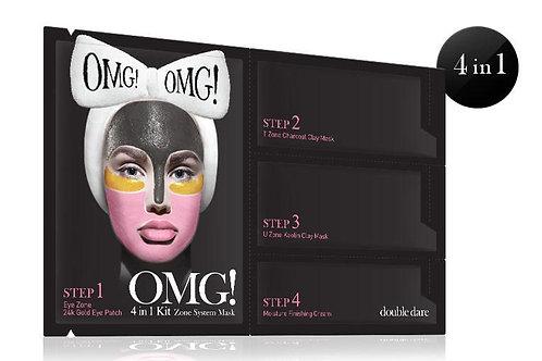 OMG! 4In1 Kit Zone System Mask