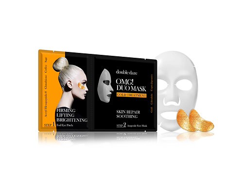 OMG! Duo Mask Gold Therapy