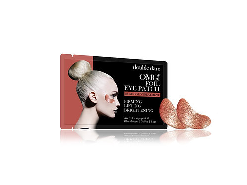 OMG! Foil Eye Patch Rose Gold Therapy