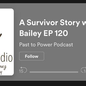 A Survivor Story with Cynthia Bailey