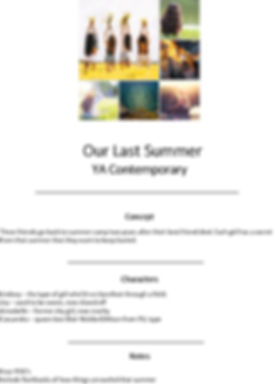 My Story List - Our Last Summer.jpg