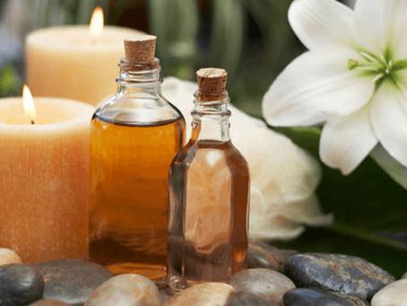 Ayurvedic warm oil self-care