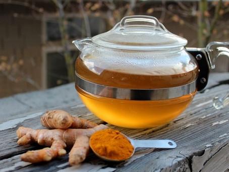Turmeric Tea Eye Wash