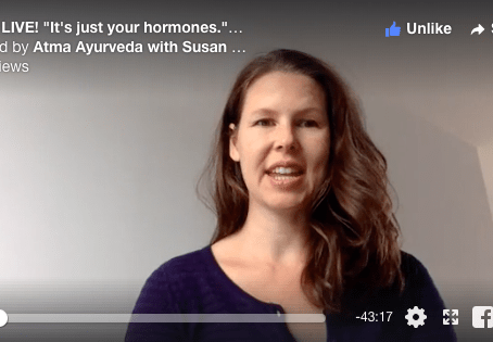 """""""It's just your hormones."""" What your doctor doesn't address with menopause"""